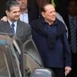 Berlusconi, stanza San Raffaele6