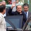 Berlusconi, stanza San Raffaele3