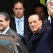 Berlusconi, stanza San Raffaele2