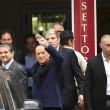 Berlusconi, stanza San Raffaele9