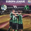 Europa League, Lucerna-Sassuolo al terzo turno preliminare