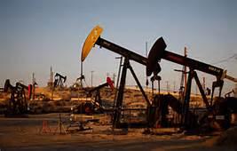 Guarda la versione ingrandita di Pozzi di petrolio in Arabia Saudita