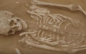 YOUTUBE Ritrovati scheletri dei Filistei: svolta nello studio della Bibbia
