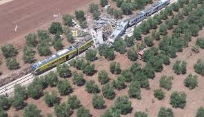 """Scontro treni, pm: """"Strana anomalia nei registri della stazione di Andria"""""""