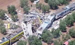 Scontro treni, prima della Puglia scampata tragedia in Abruzzo