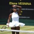 Serena Williams, vestito trasparente e striminzito: si vedono...