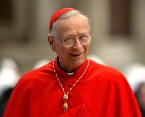 Guarda la versione ingrandita di Silvano Piovanelli morto, fu arcivescovo di Firenze (foto Ansa)