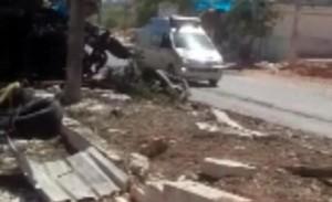 Guarda la versione ingrandita di Siria: bombe su ospedale pediatrico Idlib. Save the Children... (foto Ansa)