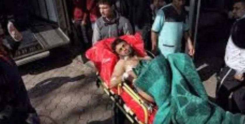 YOUTUBE Siria: bombe su ospedale pediatrico Idlib. Save the Children...6