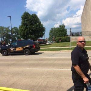 Usa, sparatoria in un tribunale in Michigan: 3 morti, 2 sono agenti