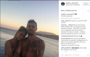 """Stefano Sturaro FOTO Instagram con fidanzata. """"Quanto la paghi?"""",  scoppia caos"""