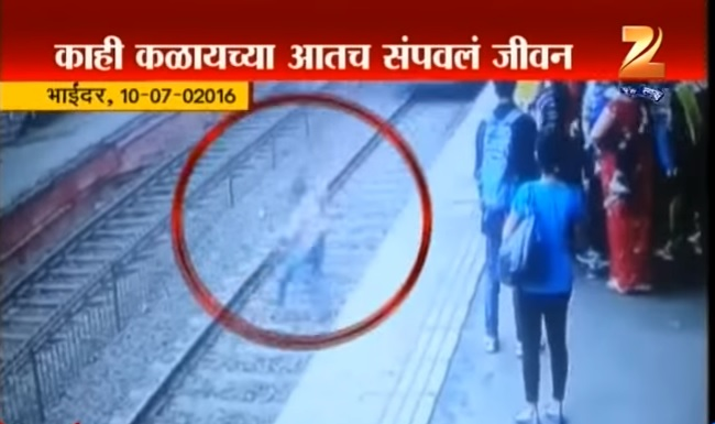 VIDEO YOUTUBE Ragazzo si getta sotto il treno in arrivo: pendolari sotto shock 2