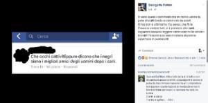 """Temptation Island, insulti razzisti a Georgette Polizzi: """"Un cane..."""""""