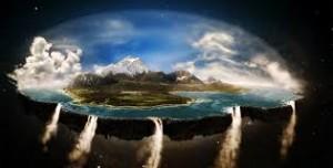 Guarda la versione ingrandita di Terra è piatta? Le 10 prove secondo i cospiratori del web
