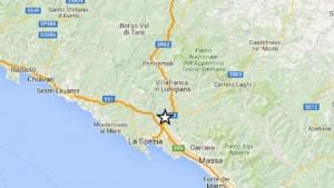 Terremoto a La Spezia: scossa 2.7. Esami sospesi al Cardarelli
