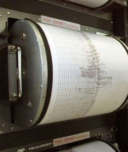 Terremoto al largo di Palermo: scossa di magnitudo 3.1 vicino a Ustica
