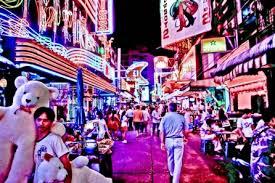 Guarda la versione ingrandita di Thailandia, basta gogo bar:
