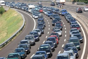 Traffico, Putin in Slovenia: 18 km di coda in autostrada...a Udine