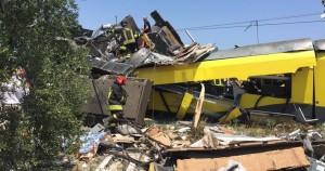 Corato-Andria, Fulvio Schinzari morto in scontro treni