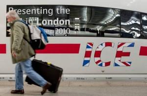 Guarda la versione ingrandita di Claire Perry si dimette per ritardi treni a Londra. In Italia invece... (foto d'archivio Ansa)