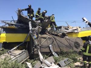 Corato-Andria, scontro fra treni. Il commento dell'inviato Sky