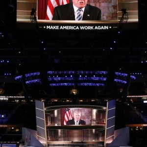 YOUTUBE Donald Trump riceve la nomination repubblicana FOTO