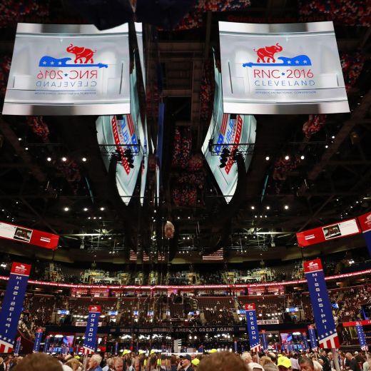 YOUTUBE Donald Trump riceve la nomination repubblicana FOTO 6