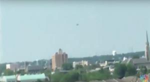VIDEO YOUTUBE New York, un Ufo vola sulla città