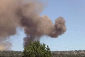 YOUTUBE Ufo in California? Misteriosi fumi nella città di Sonora