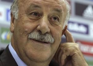 Vicente Del Bosque (foto Ansa)