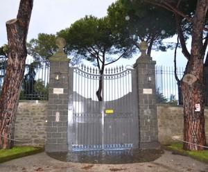 Rapina nella villa di Angelucci a Marino che fu di Sofia Loren
