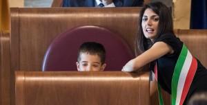 "Virginia Raggi, prima giunta ""allargata"": ok assestamento bilancio"