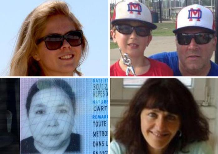 Attentato Nizza, la storia delle vittime: Fatima, Sean, Brodie, Viktoria...