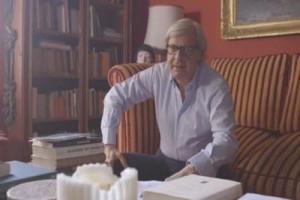 "Vittorio Sgarbi: ""Vado a Parigi a riprendere la Gioconda"""