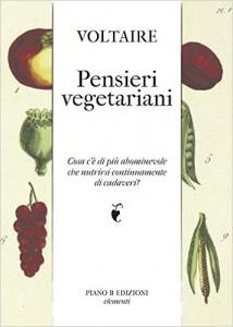 """Voltaire vegetariano da vecchio contro i """"mangiatori di cadaveri"""""""
