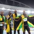 Rio 2016, Usain Bolt oro anche nella 4x100