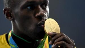 """Rio 2016, Usain Bolt oro anche nella 4x100. """"Ora sono il più grande"""""""