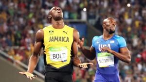 Guarda la versione ingrandita di Rio 2016, Usain Bolt oro anche nei 200 metri