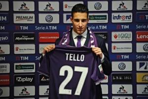 Guarda la versione ingrandita di Calciomercato Fiorentina, ultim'ora. Carlos Sanchez, Lopez, Tello. Le ultimissime foto Ansa