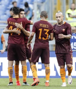 Roma-Udinese 4-0. Video gol highlights, foto e pagelle