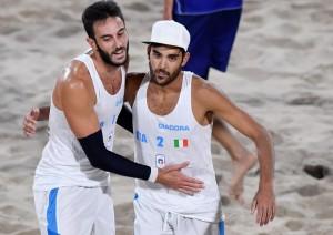 Lupo-Nicolai, che favola dal beach volley. Lupo da tumore sconfitto a finale per oro Rio 2016