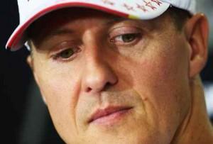 """Guarda la versione ingrandita di Michael Schumacher, speranza Montezemolo: """"Sta reagendo"""""""