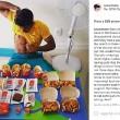 """Rio 2016, atleta australiano corre al McDonald's: """"Ora basta col cibo sano"""" 01"""