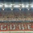 "Steaua Bucarest, coreografia sabotata: ""Solo Dinamo Bucarest"" FOTO"