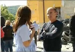 """Terremoto, sindaco Accumoli: """"Spero che il nostro paese non venga dimenticato"""""""
