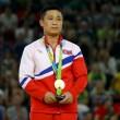 """Rio 2016, nordcoreano Ri Se-Gwang """"l' oro olimpico più triste di sempre"""" 02"""