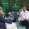 """Matteo Renzi contestato alla Versiliana: """"Pinocchio"""" 03"""