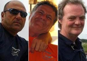 Palinuro, tre sub scomparsi. Si cercano ancora i corpi