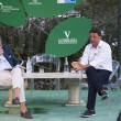 """Matteo Renzi contestato alla Versiliana: """"Pinocchio"""" 01"""