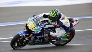 Guarda la versione ingrandita di MotoGP Brno: vince Crutchlow, secondo Valentino Rossi